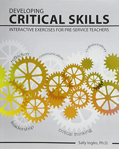 Developing Critical Skills: Interactive Exercises for Pre-service Teachers