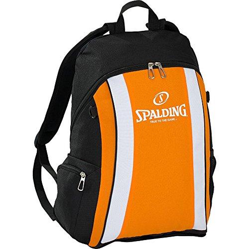 Spalding New Jersey Rucksack mit Ballnetz für Basketball