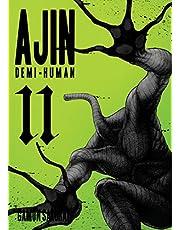 AJIN 11 DEMI HUMAN