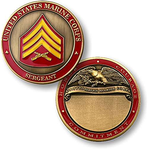 Engravable Challenge Coin - 7