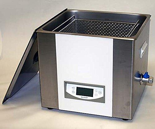 シャープ4-018-11超音波洗浄器355×325×312mmUT-306 B07BD2LB63