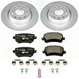 Power Stop ESK5662 Rear Euro-Stop Brake Kit