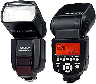 Yongnuo Professional Flash Speedlight Flashlight Yongnuo YN 560 III for Canon Nikon Pentax Olympus Camera // Such as: Canon EOS 1Ds Mark EOS 7D EOS 550D EOS1D Mark Discontinued by Manufacturer EOS 60D EOS 1100D EOS 500D EOS 600D EOS 5D Mark