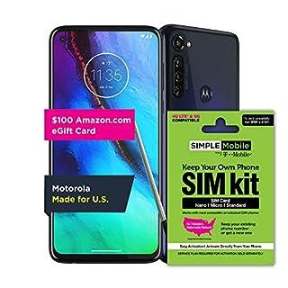 Moto G Stylus with Simple Mobile BYOP SIM Kit