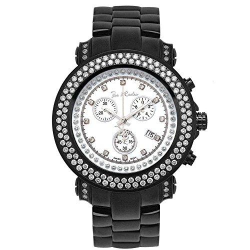 Joe Rodeo Diamond Men's Watch - JUNIOR black 4.75 ctw