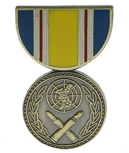 - Army Korean War Service Medal 1 inch Hat Lapel Pin H14215D187