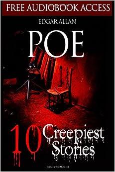Book Edgar Allan Poe: 10 Creepiest Stories: Volume 14 (Fiction Classics)
