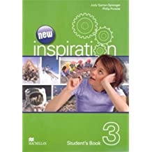 New Inspiration 3. Student'S Book (+ Workbook): Student's Book With Workbook