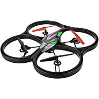 GoolRC WLtoys V666 5.8G FPV Big UFO Drone With 2.0MP HD Camera Live Video and Monitor RTF Real Time Transmission RC Quadcopter