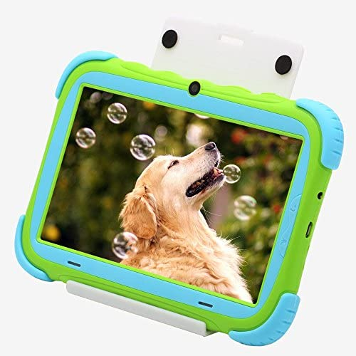 7 BabyPad Y1 Android 4.2 8GB eReader Tablet Gift for Kids w/ Holder Coupons