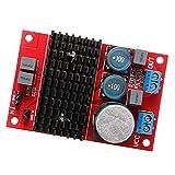Homyl Audio Amplifier Board, Support Mode Single Channel, DC 12V-24V Digital Stereo Power Amp Module for Car Vehicle Computer Speaker DIY