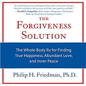 The Forgiveness Solution Audiobook