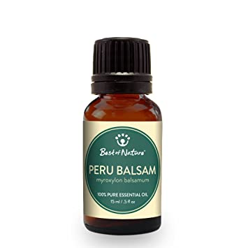 Peru Balsam Essential Oil - 1/2 oz (15 mL) - 100% Pure & Natural!