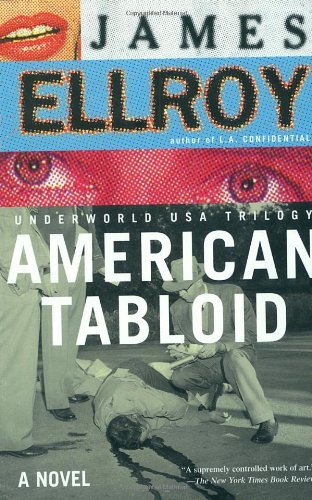 Book cover for American Tabloid