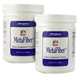 Metagenics MetaFiber 13.4 oz. (380 g) Powder Fiber Blend - TwinPak