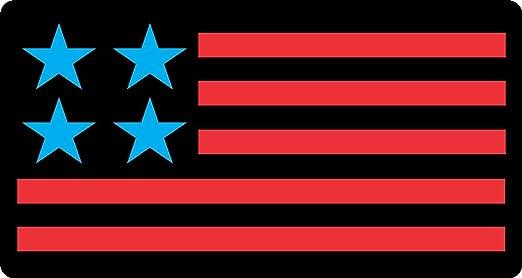 TRUMP 45th PRESIDENT FLAG 2020 DIE CUT DECAL BUMPER STICKER MAGA