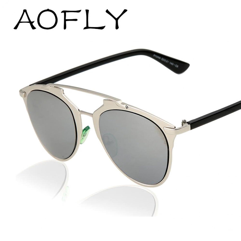Port Fairy Metal Frame Reflected Sunglasses Women Brand Designer Vintage Cat Eye Sunglass Fashion Brand Men Glasses New Oculos Feminino Hot