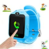 Phone Smart Game Watches for Kids,Kid Smartwatch Camera Games Touch Screen Cool Toys Watch Gifts for Girls Boys Children