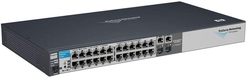 HP J9019B Procurve 2510-24 24port Switch