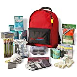 emergency backpack 4 person - Ready America 70380 Essentials Emergency Kit 4 Person 3 Day Backpack