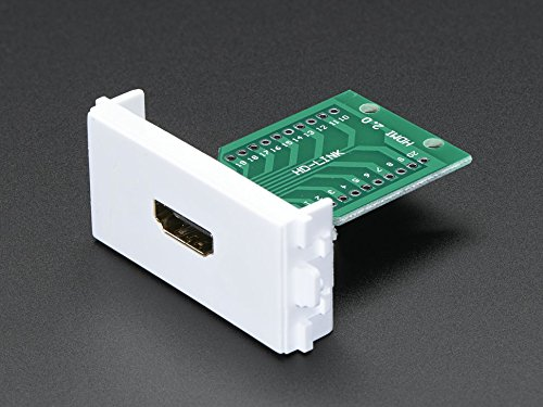 - Panel Mount HDMI Socket Breakout