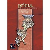 Prima Palette. Lesen 2: Die Abenteuer des Äneas: Latein. Zu den Lektionen 22-40