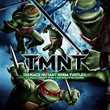 Las Tortugas Ninja: Original Soundtrack: Amazon.es: Música