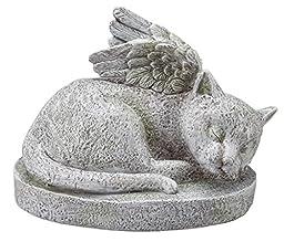 Resin Cat Memorial - Pets by Miles Kimball