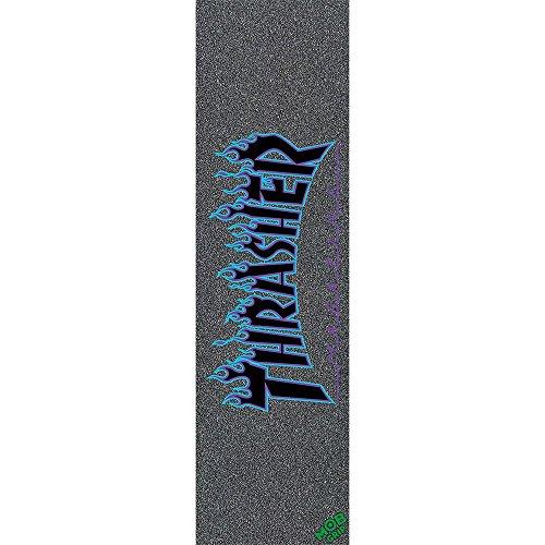 Mob X Thrasherグリップテープ – ブルーFlame