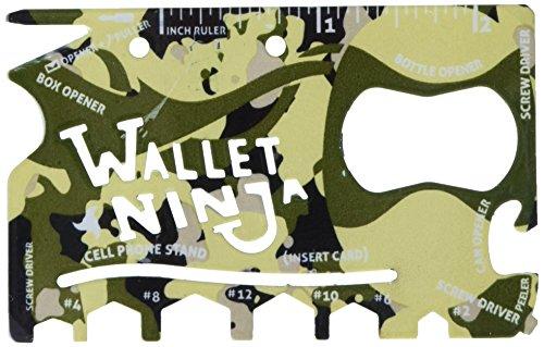 18-in-1 Tool Ninja Wallet - 2
