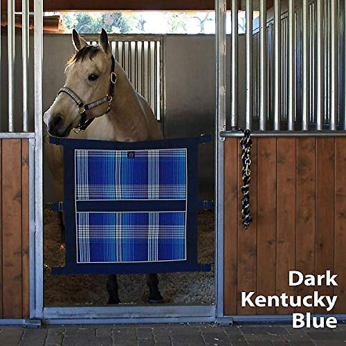 Kensington Stall Door Guard Dark Blue by Kensington Protective Products
