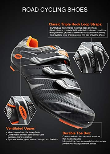 Pdale Chaussures Mens Tiebao Blanc Route Tasses Serrure Vlo Ciclismo FfXnP1Wqwn
