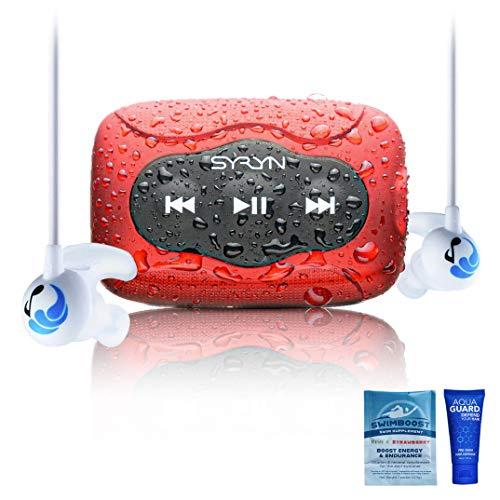 Swimbuds Sport Headphones and