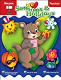 TEC61429 We ♥ Seasons and Holidays (PreK) : Seasonal and Holidays (PreK), The Mailbox Books Staff, 1612764835