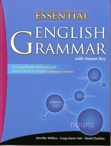 english grammar advanced answer key pdf