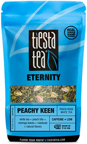 Tiesta Tea Eternity White Tea Pouch