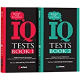 IQ Test  Book 1 and 2 (Combo)