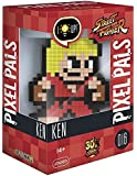 PDPPixel Pals Capcom Street Fighter Ken Masters Collectible Lighted Figure-Not Machine Specific;