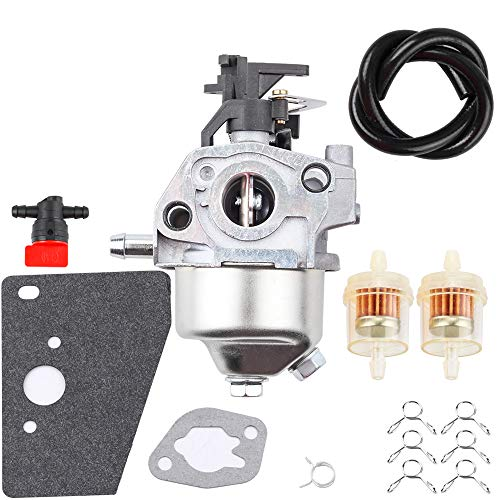 - Dxent 14 853 68-S Carburetor for Kohler XT675 XT650-3034 6.5HP Carb 14 853 68-S Carburetor with Fuel Line Filter Shut Off Valve Gasket Parts Kit Engine Lawn Mower