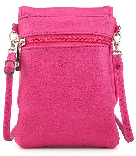 Design Fashion Beige Mini Handbag 1 Travel Purse Messenger Small Body Pouch Bag Big Mobile Shop Cross FOqwxaEaf