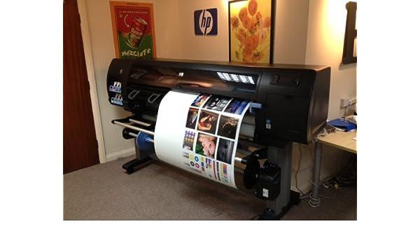 HP Impresora HP Designjet Z6100 de 1524 mm - Impresora de gran ...