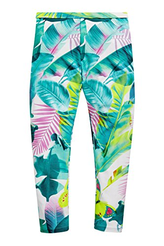 next Girls Floral Swim Leggings (3-16Yrs)