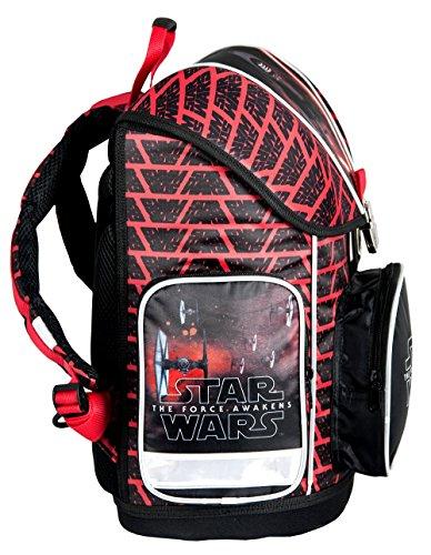 81900a372c594 Star Wars Schulranzen Jungen 1 Klasse Tornister Schulrucksack Schultasche  Set 3 teilig für Grundschule super leicht !  Amazon.de  Koffer