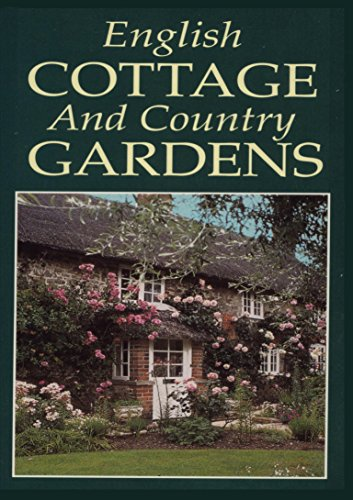Amazon Com English Cottage And Country Gardens The