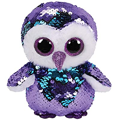 Ty Flippable Moonlight - Medium Size: Toys & Games