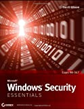 Microsoft Windows Security Essentials, Darril Gibson, 111801684X