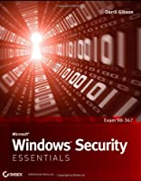 Microsoft Windows Security Essentials Front Cover