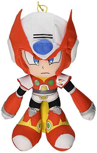 Great Eastern Entertainment Mega Man - Zero 8'' Plush (Plush Anime 8' Doll)