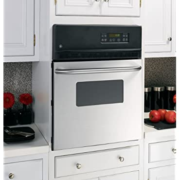 GE JRP20SKSS Electric Single Wall Oven