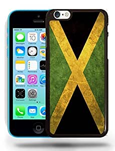 Jamaica National Vintage Flag Phone Case Cover Designs for iPhone 5C